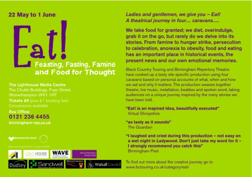 BCT Eat! Flyer 2013 reverse