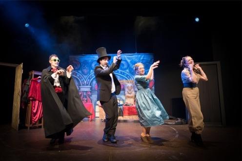Vampomime! / Belgrade Theatre / Coventry 2015