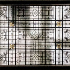 Atrium Skylight, Coventry Tech.
