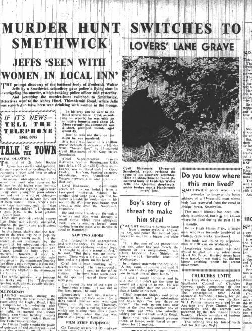 Cyril on Smethwick Telephone 1
